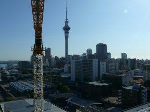 Earthtec Auckland city Skytower