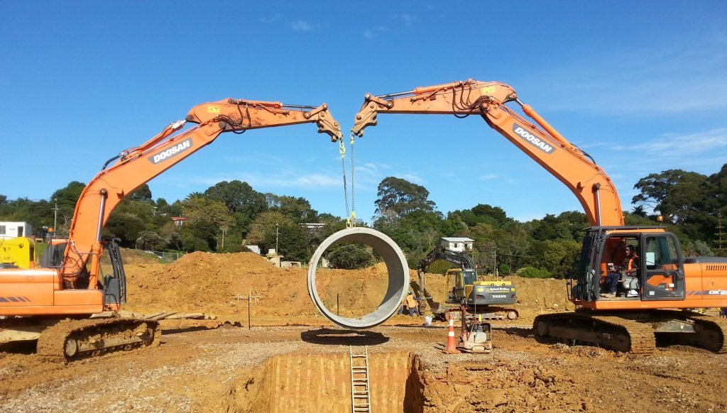 Earthtec Auckland Siteworks