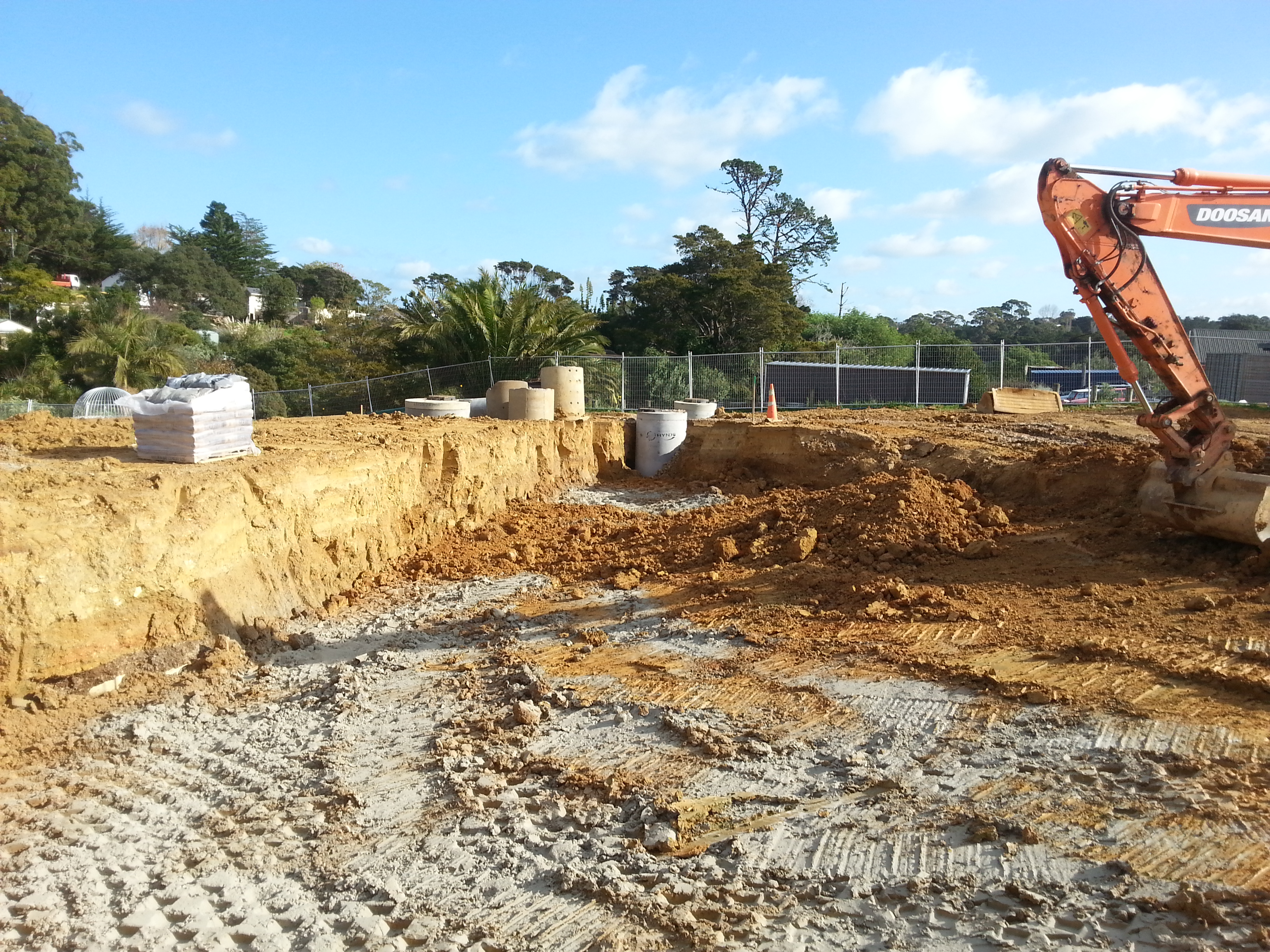 Siteworks Auckland Clay Surface