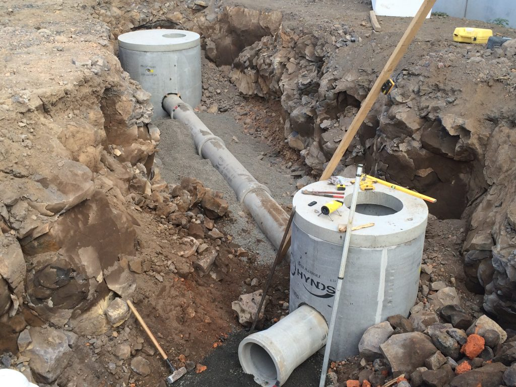 Earthtec Drainage Solution