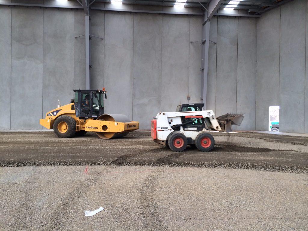 Excavator Bulldozer
